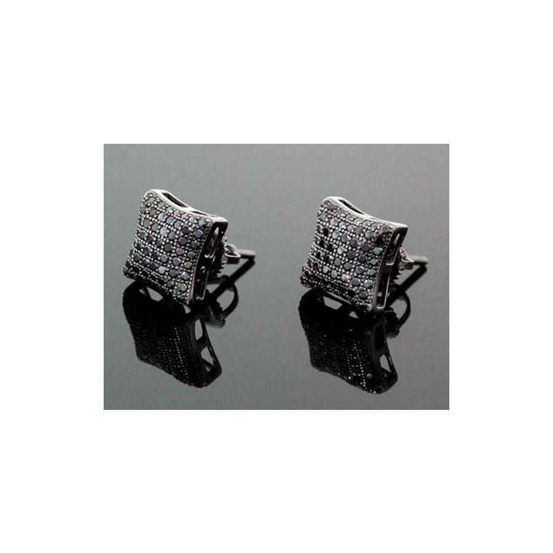 Sterling Silver Unisex Fashion Hand Set  80889 1