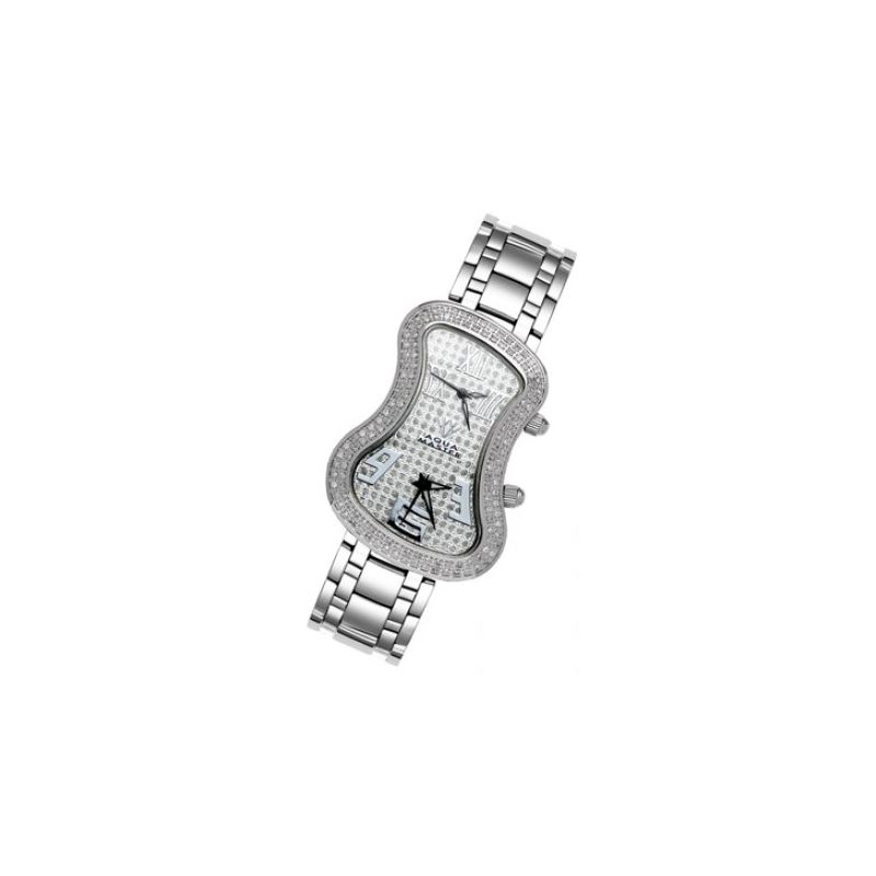 Aqua Master Diamond Watch The AquaMaster 53457 1