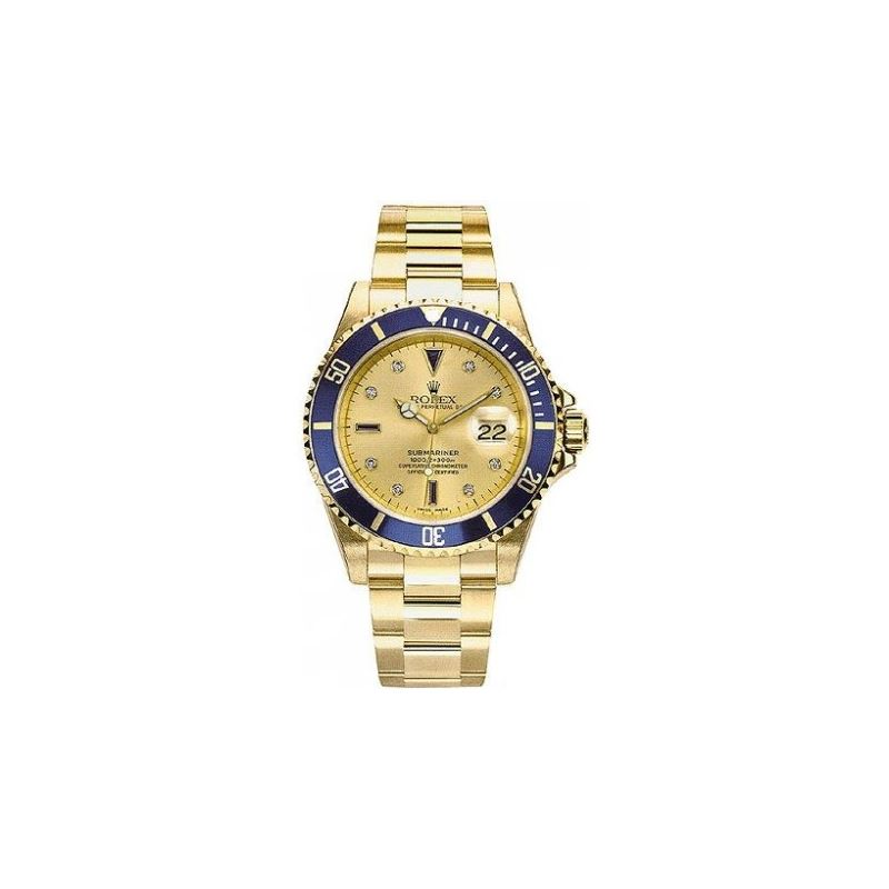 Rolex Oyster Perpetual Submariner Date 1 53752 1