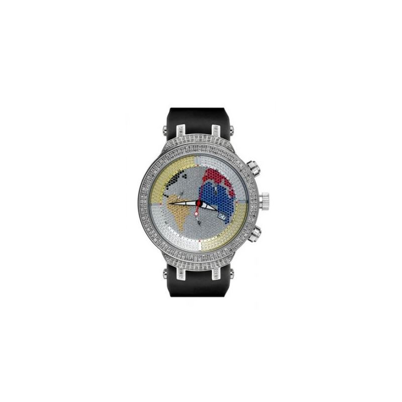 Joe Rodeo Mens Master Diamond Watch JJM6 89243 1