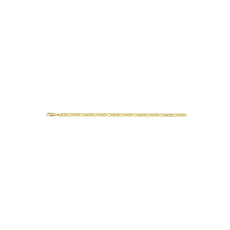 10K Yellow Gold 4.0mm Diamond Cut Royal  60218 1