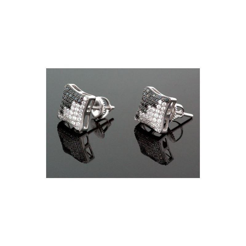 Sterling Silver Unisex Fashion Hand Set  80895 1