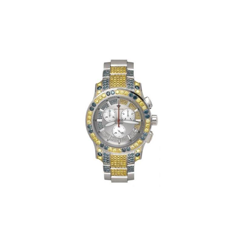 Aqua Master Diamond Watch The AquaMaster 53437 1