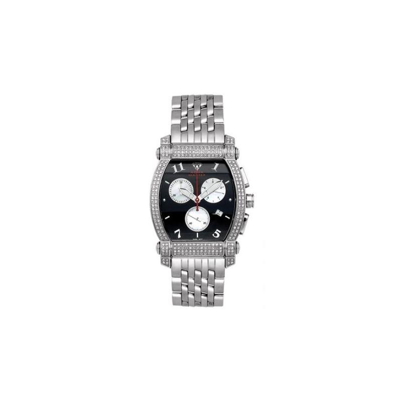 Aqua Master Diamond Watch Unisex Stainle 53448 1