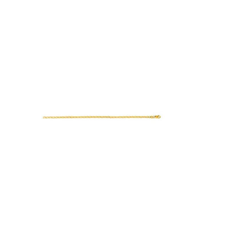 10K Yellow Gold 2.30mm Diamond Cut Marin 60174 1