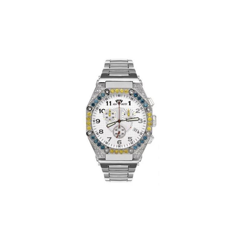 Aqua Master Diamond Watch The AquaMaster 53564 1