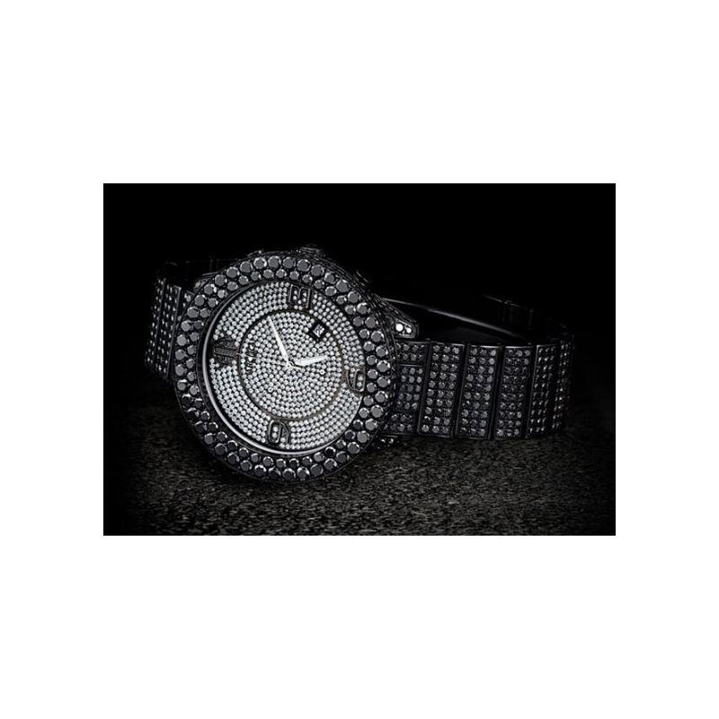 Arctica Watches Arctica 47mm Black Diamo 49153 1