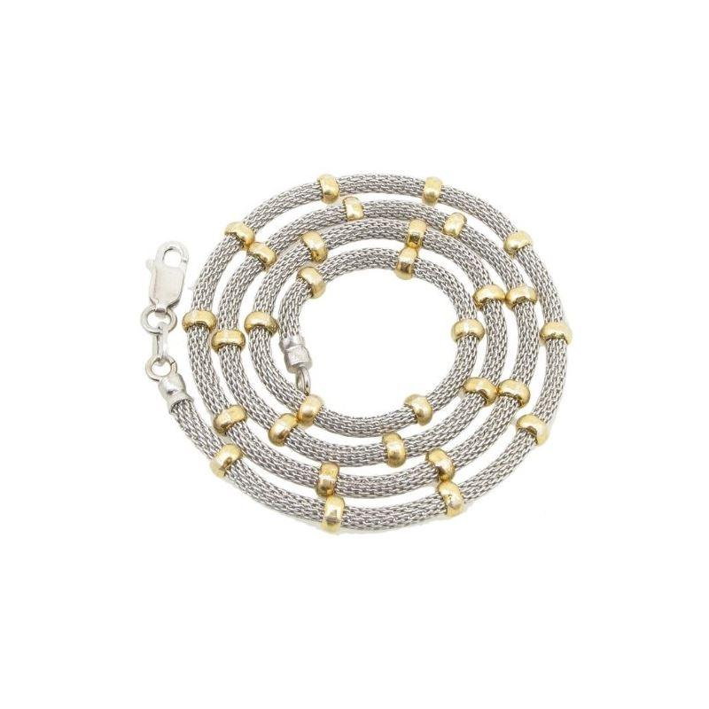 925 Sterling Silver Italian Chain 18 inc 70925 1