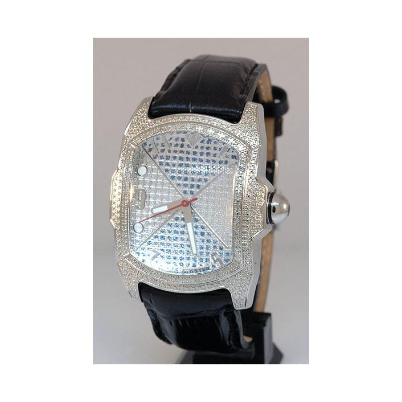 Aqua Master Mens Diamond Watch AQMOS03 54534 1