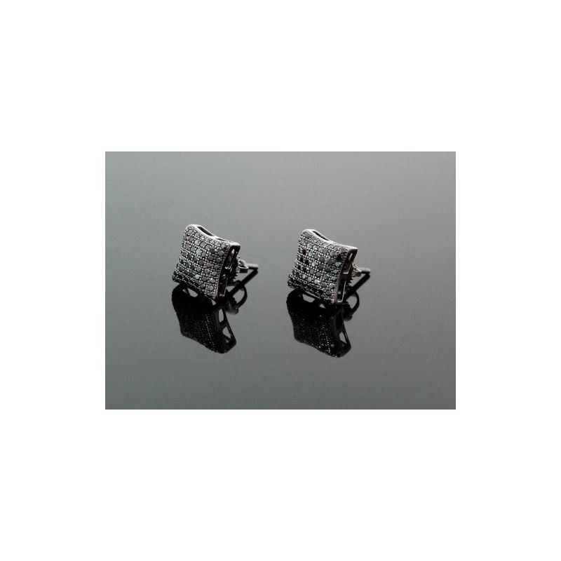 Sterling Silver Unisex Fashion Hand Set  80909 1
