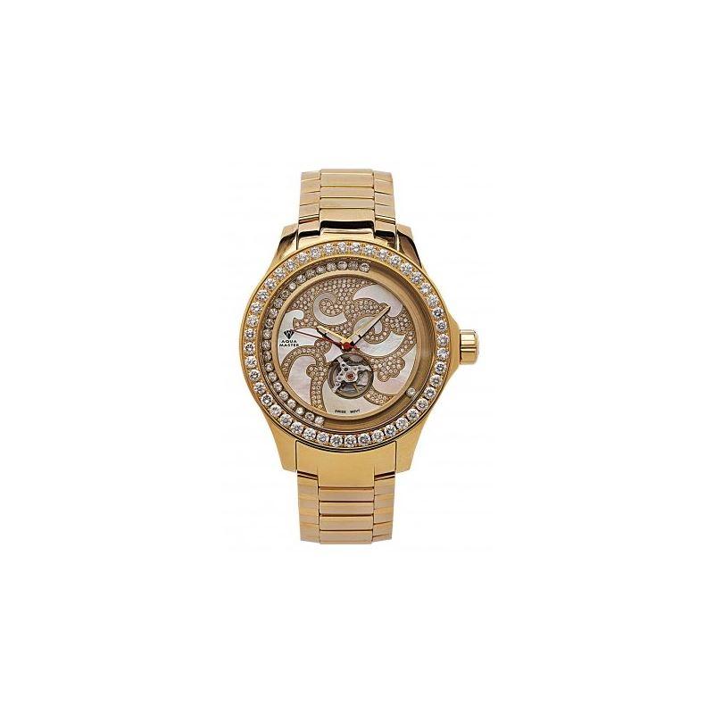 Aqua Master Luxury 7.50 ct Diamond Mens  53439 1