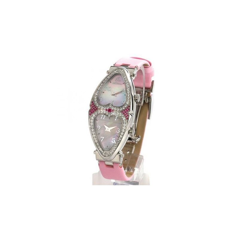 Jacob  Co Heart Diamond Watch JCH01 53429 1