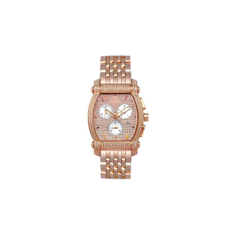 Aqua Master Diamond Watch Unisex Stainle 53443 1