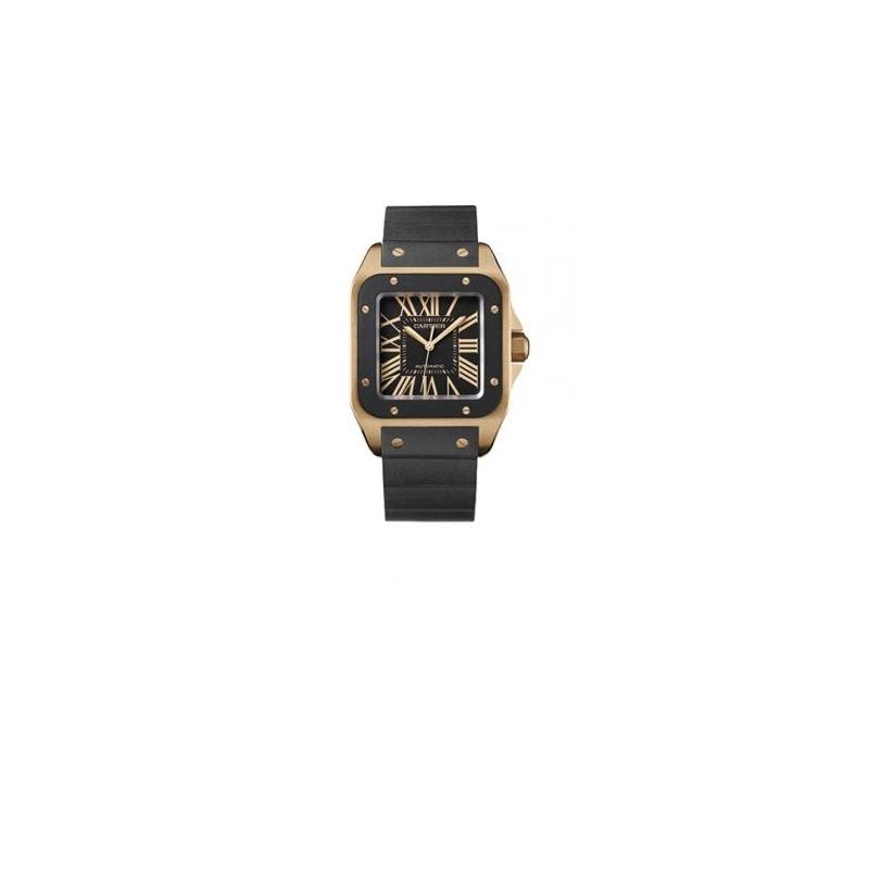 Cartier Santos 100 XL Mens Watch W20124U 55188 1