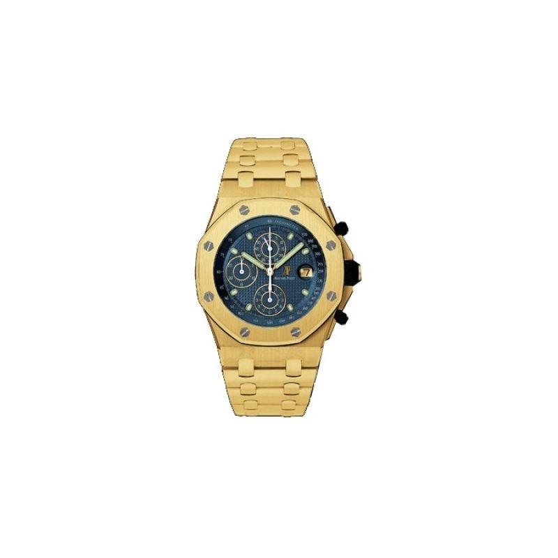 Audemars Piguet Mens Watch 25721BA.OO.10 54828 1