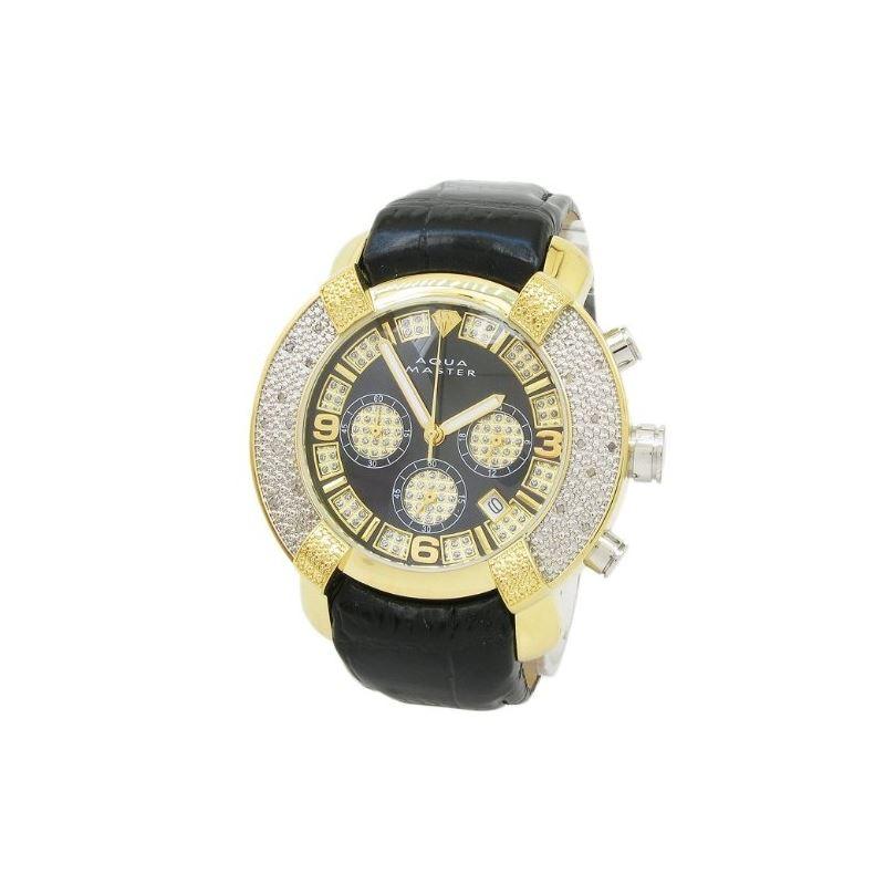 Poker Quartz 0.20Ctw Diamond Watch AQMNW06