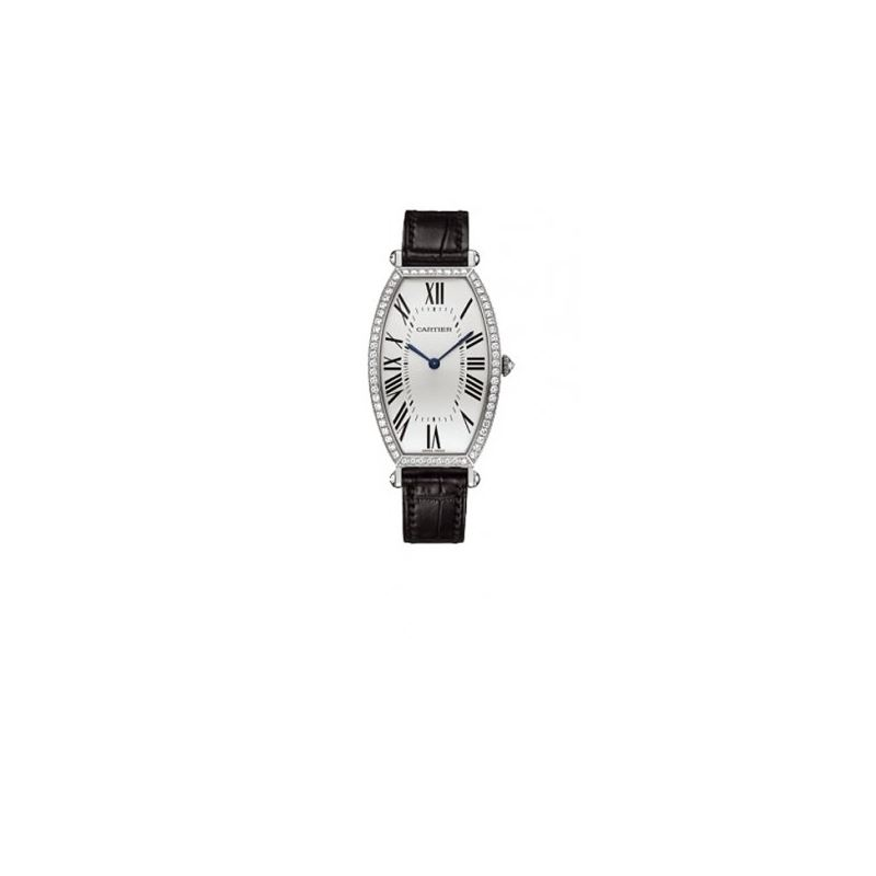 Cartier Tonneau Ladies Large Watch WE400 55051 1