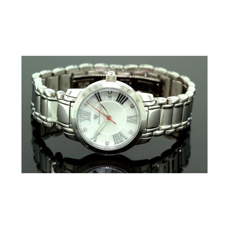 Aqua Master Ladies Diamond Watch w319b 55793 1