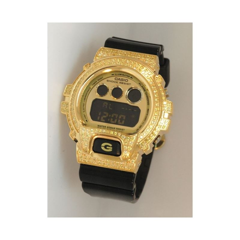 Casio G-Shock 5.00 ct Swarovski Iced Out 53047 1