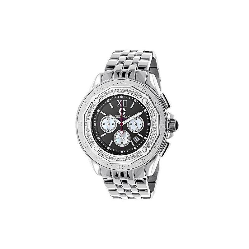 Centorum Unique Falcon Mens Real Diamond 89671 1