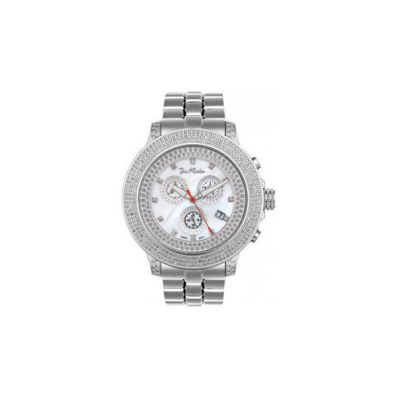 Joe Rodeo Pilot 3.15ctw Diamond Watch 89014 1
