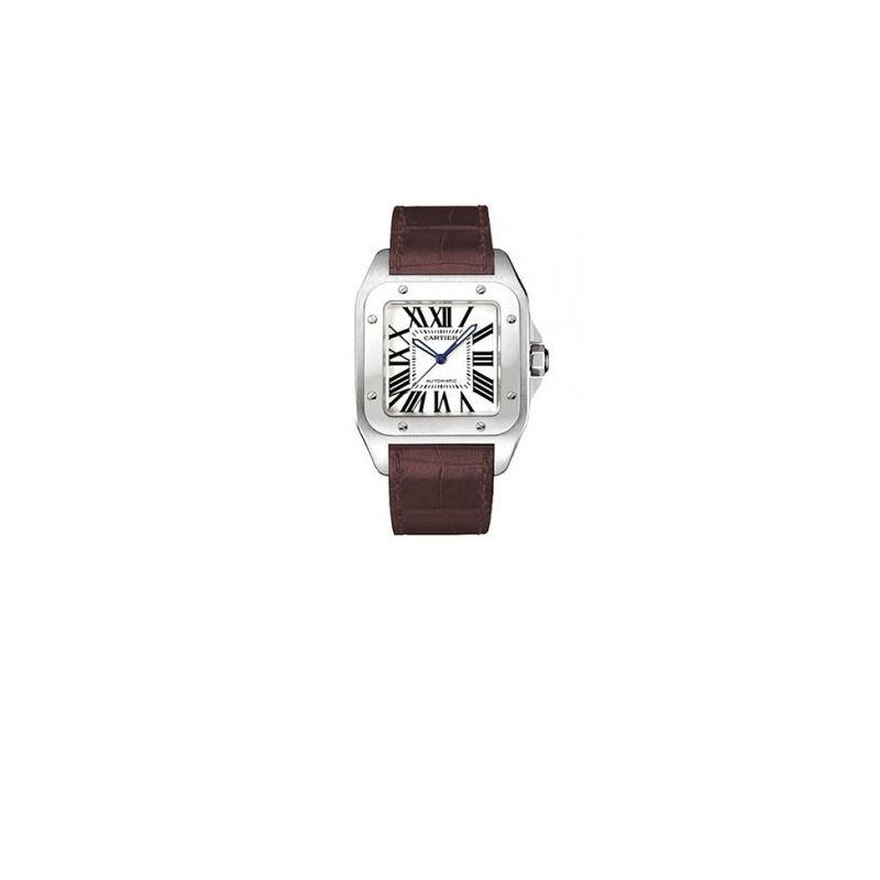 Cartier Santos 100 XL Mens Watch W20073X 55172 1