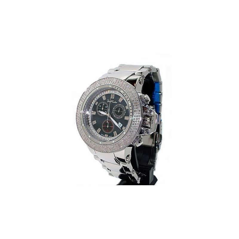 Joe Rodeo Razor Diamond Watch 4.00ct JRO 88803 1