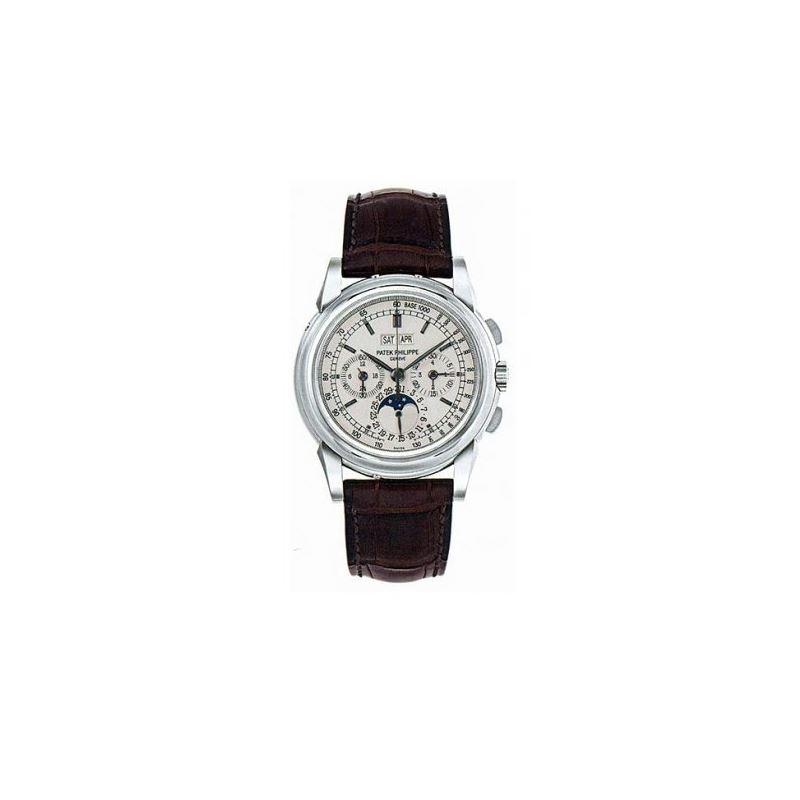 Patek Philippe Chronograph Perpetual Cal 55485 1