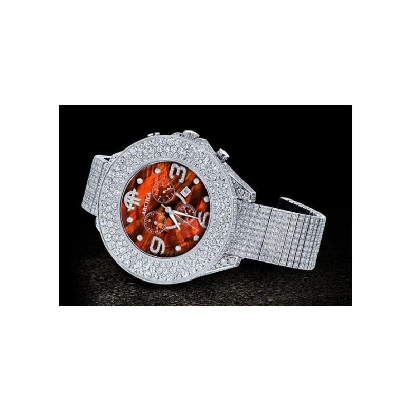 Arctica Watches Arctica 57mm Diamond Cas 49166 1