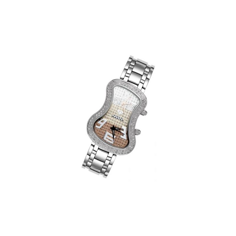 Aqua Master Diamond Watch The AquaMaster 53460 1