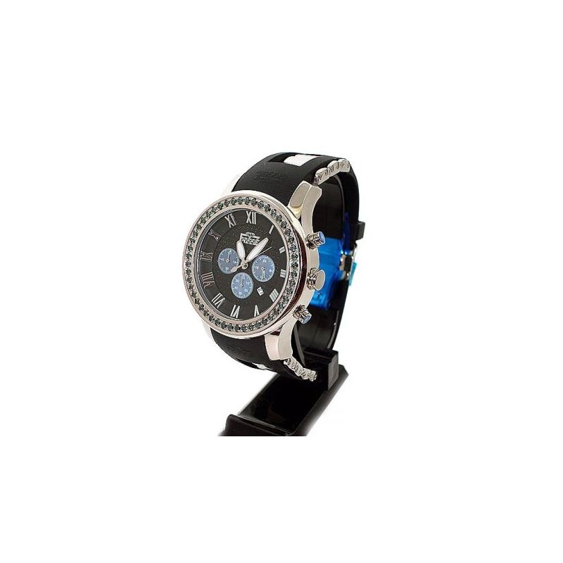 Freeze 3.0ctw Diamond Watch 53307 1