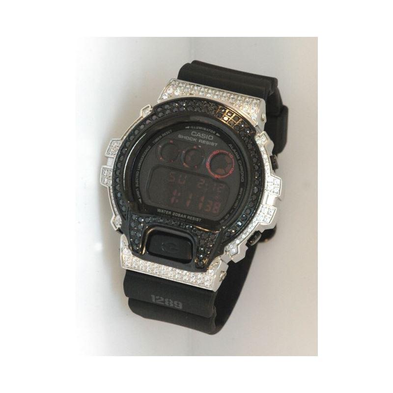 Casio G-Shock 5.00 ct Swarovski Iced Out 53044 1