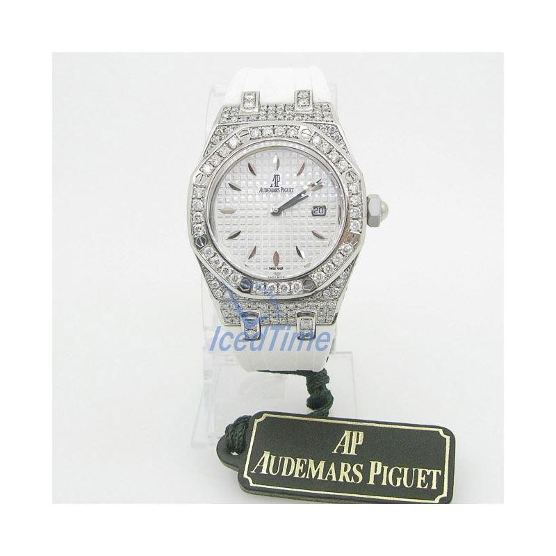 Audemars Piguet Royal Oak Lady Quartz Wa 54381 1