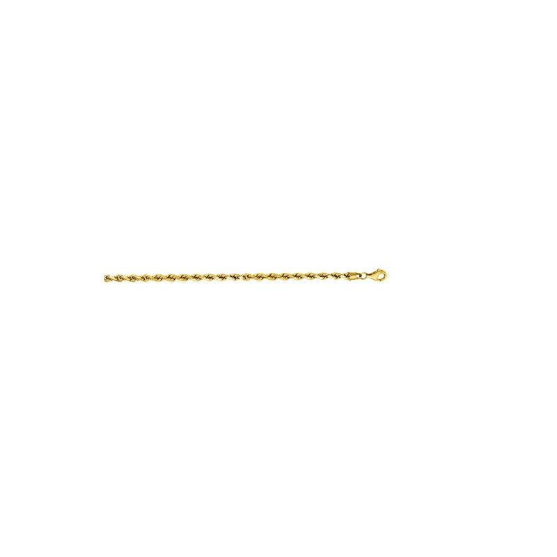 10K 24 inch long Yellow Gold 4.0mm wide  59496 1