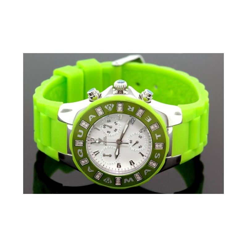 Agua Master 0.24ctw Womens Jelly Diamond 55543 1