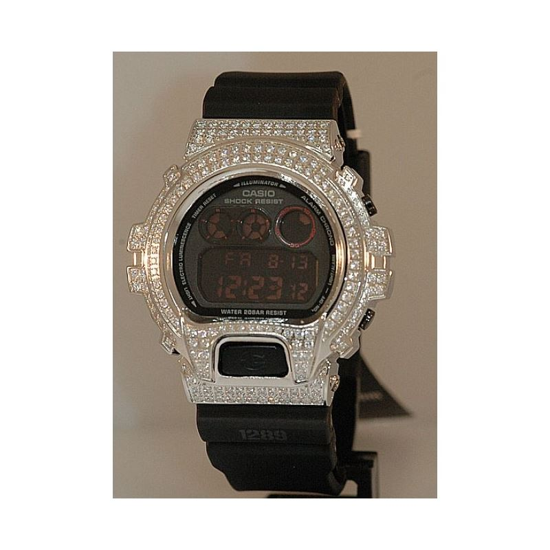 Casio Watches 6900 G SHOCK CZ Crystal Wa 53039 1