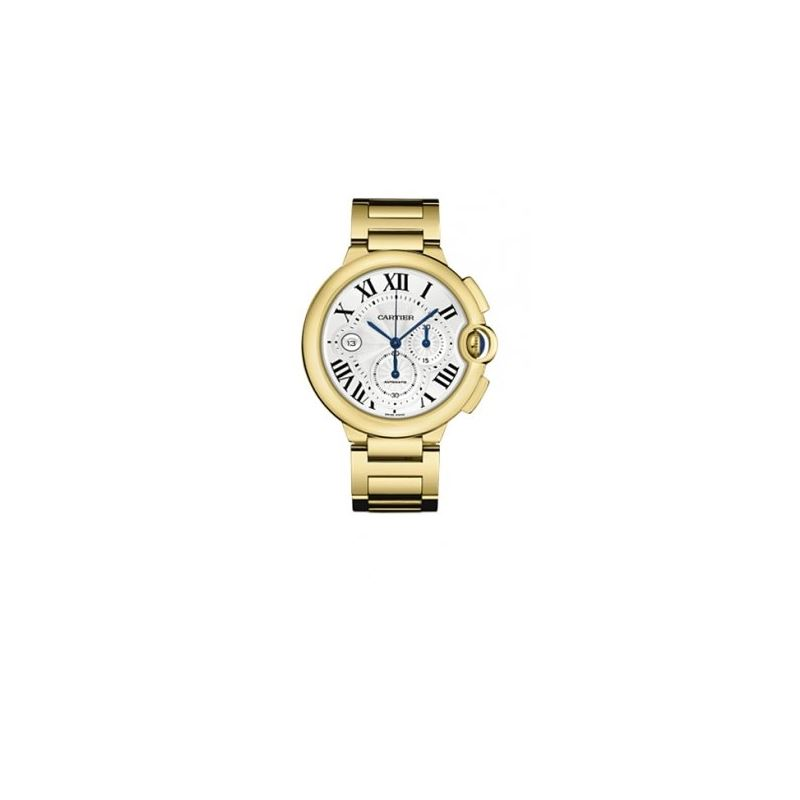 Cartier Ballon Bleu Large Size Watch W69 55124 1