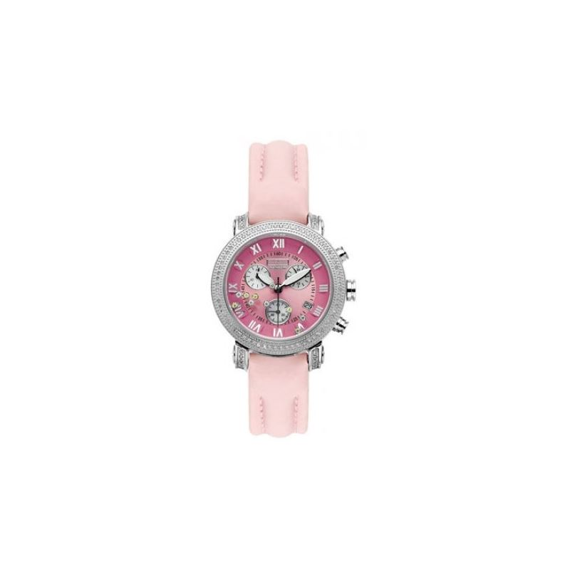 Joe Rodeo Ladies Diamond Watch Rainbow J 88837 1