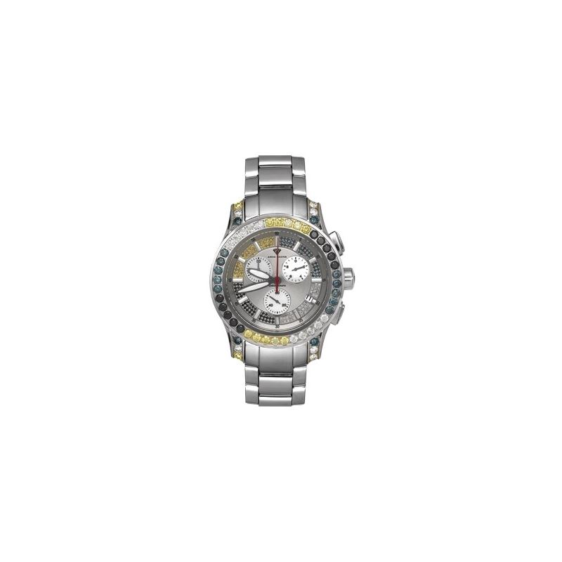 Men's Masterpiece Diamond Watch, 8.00 Ctw-