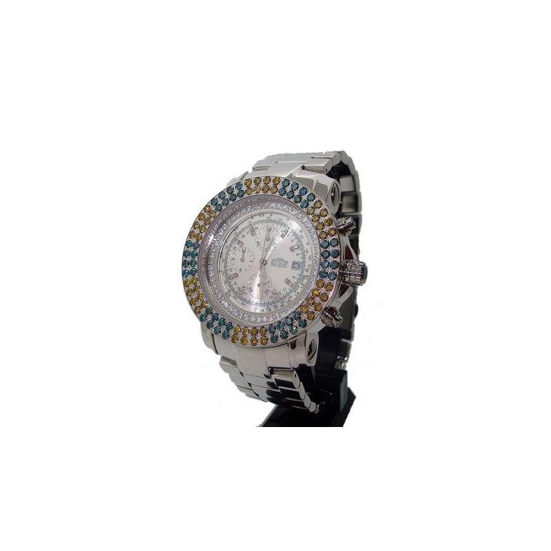 Freeze Watch - 4.5ctw Diamond Watch FR-9 53214 1