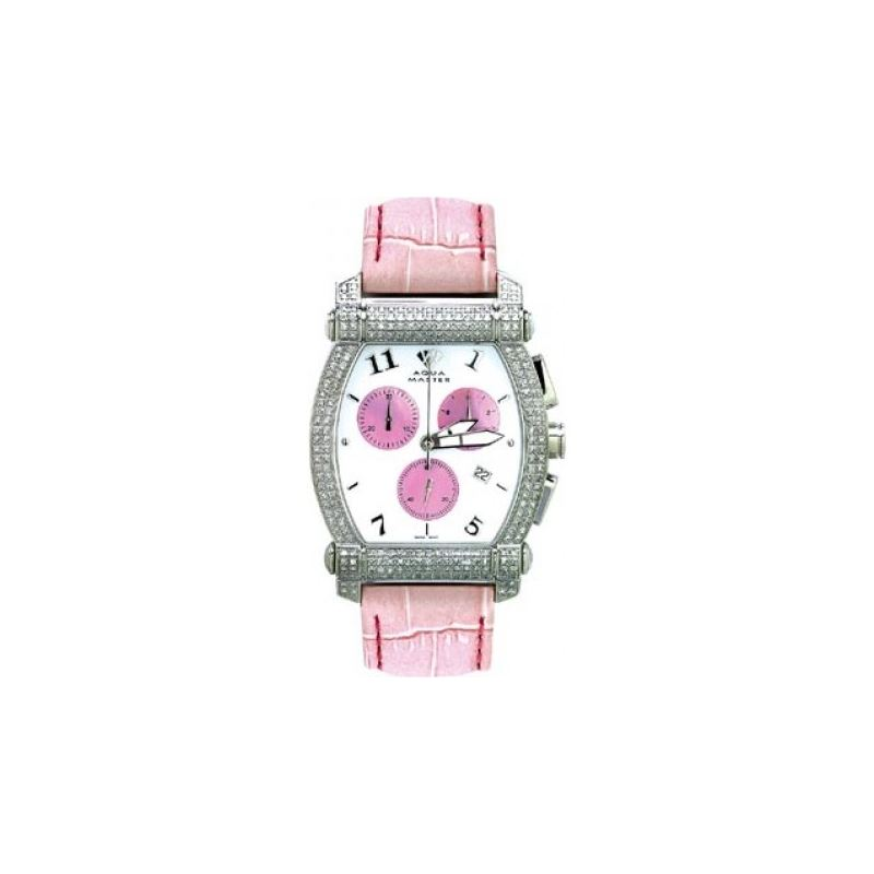 Unisex Aqua Master Diamond Watch 16-5w # 27842 1