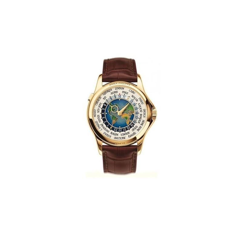 Patek Philippe World Time Mens Watch 513 55468 1