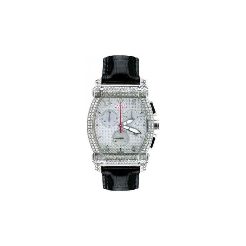 Unisex Aqua Master Diamond Watch 16-2w # 27841 1