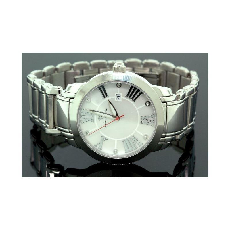Aqua Master Diamond Mens Watch w3201b 55786 1