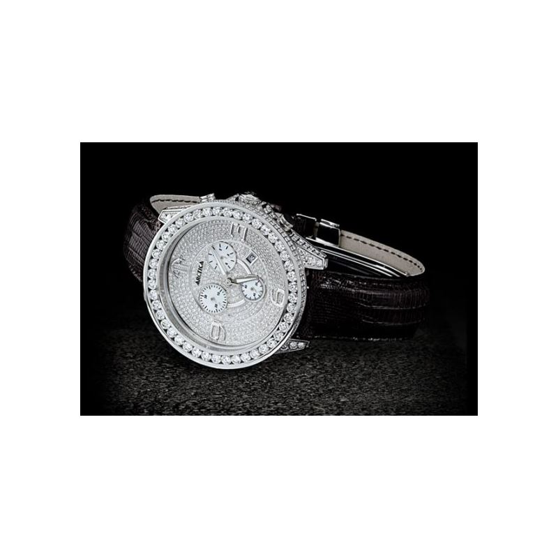 Arctica Watches Arctica 47mm Diamond Cas 49174 1