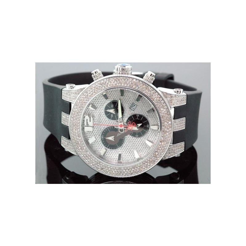 Joe Rodeo Broadway Mens Diamond Watch JR 88775 1
