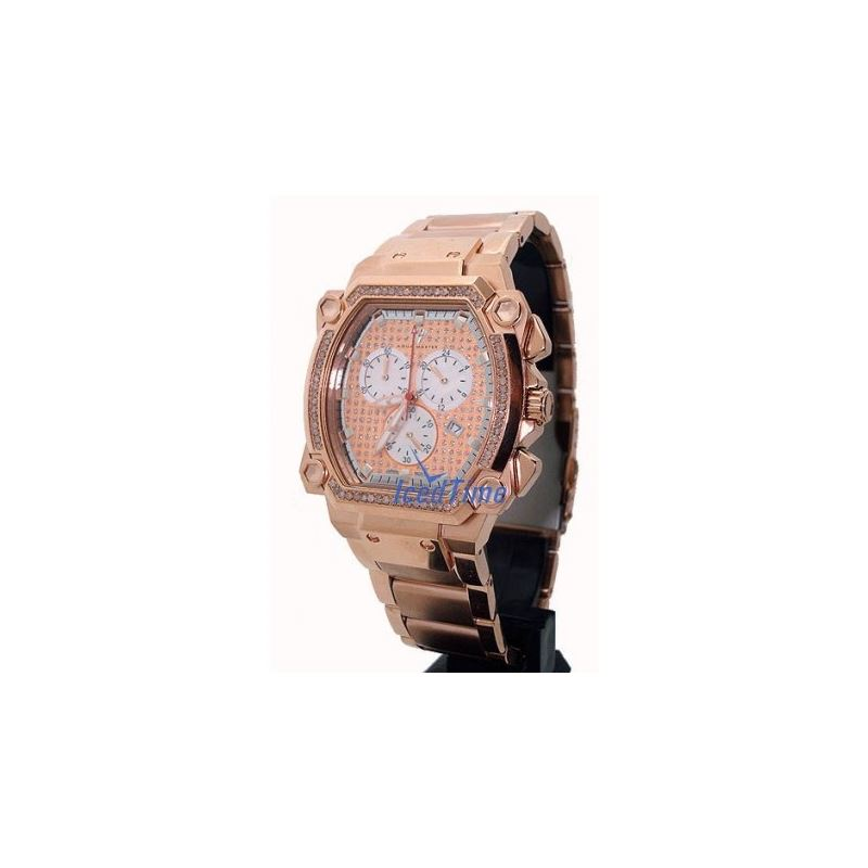 Aqua Master Unisex Diamond Watch 0.75ct  53090 1