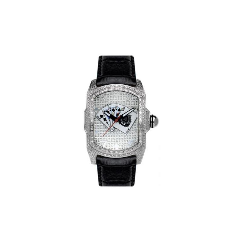 Aqua Master Diamond Watch The new Dials  53535 1