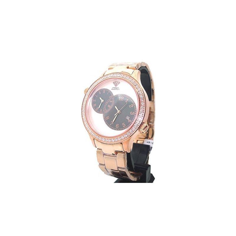 Aqua Master 2.45ctw Mens Diamond Watch A 28047 1
