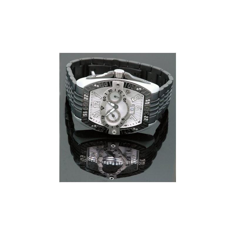 Aqua Master Tonneau 0.50ctw Mens Diamond 54943 1